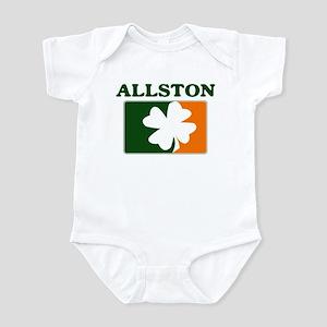 Allston Irish (orange) Infant Bodysuit