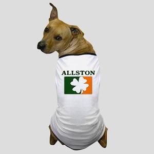 Allston Irish (orange) Dog T-Shirt