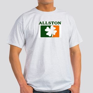 Allston Irish (orange) Light T-Shirt
