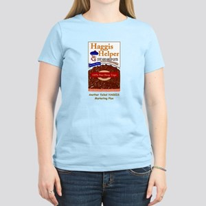 Haggis Helper Black T-Shirt