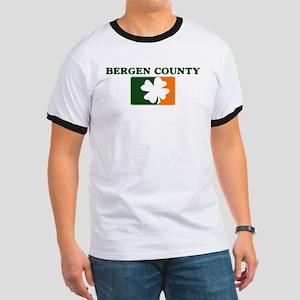 Bergen County Irish (orange) Ringer T