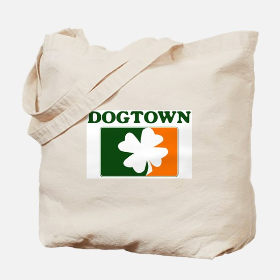 Dogtown Irish (orange) Tote Bag