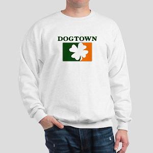 Dogtown Irish (orange) Sweatshirt