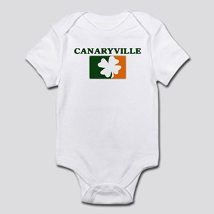 Canaryville Irish (orange) Infant Bodysuit