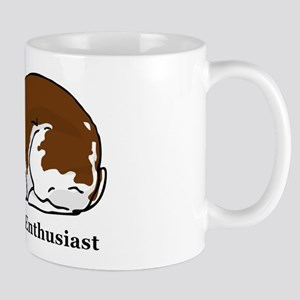 Rex Rabbit Enthusiast Mug
