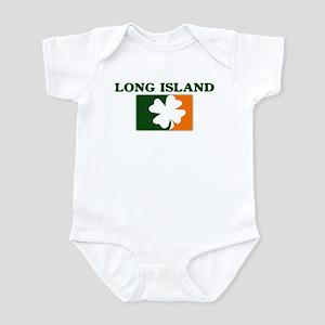 Long Island Irish (orange) Infant Bodysuit