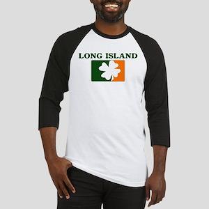 Long Island Irish (orange) Baseball Jersey