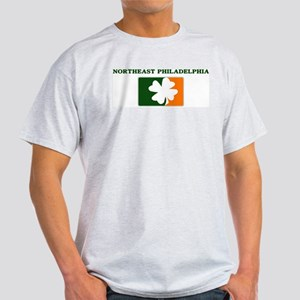 Northeast Philadelphia Irish Light T-Shirt
