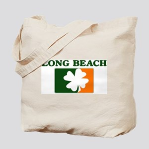 Long Beach Irish (orange) Tote Bag