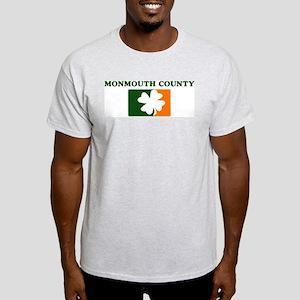 Monmouth County Irish (orange Light T-Shirt