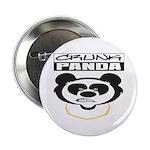 "Crunk Panda™ 2.25"" Button"