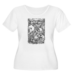 REVELATIONS BY TORRES T-Shirt