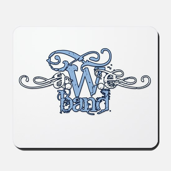 AweBand Logo Mousepad