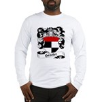 Hessler Family Crest Long Sleeve T-Shirt
