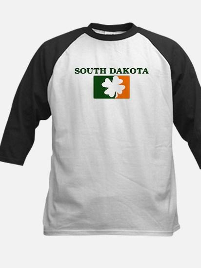 South Dakota Irish (orange) Kids Baseball Jersey