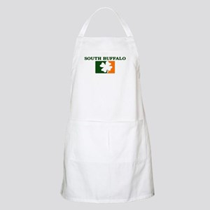 South Buffalo Irish (orange) BBQ Apron