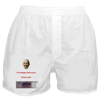 The Joy of Lard Boxer Shorts