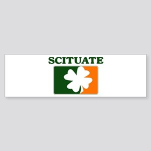 Scituate Irish (orange) Bumper Sticker