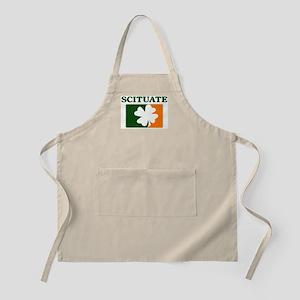 Scituate Irish (orange) BBQ Apron