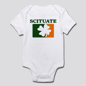 Scituate Irish (orange) Infant Bodysuit