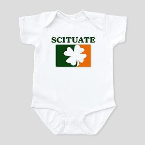Scituate Irish (orange) Infant Bodysuit