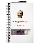 The Joy of Lard Journal