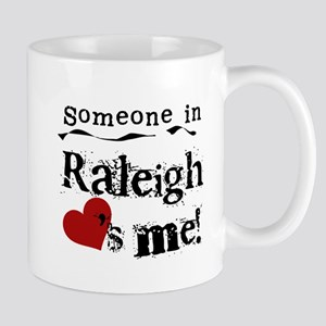 Raleigh Loves Me Mug