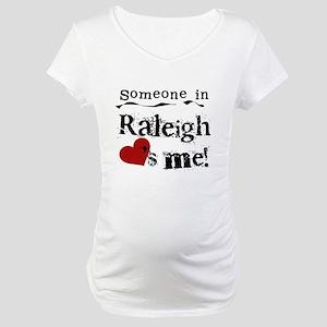 Raleigh Loves Me Maternity T-Shirt