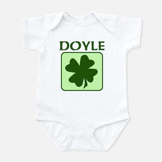 DOYLE Family (Irish) Infant Bodysuit