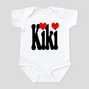 I love kiki Infant Bodysuit