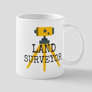 Land Surveyor Mugs