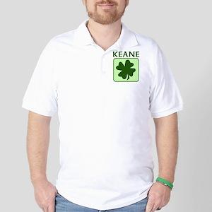 KEANE Family (Irish) Golf Shirt