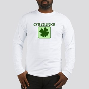 O__ROURKE Family (Irish) Long Sleeve T-Shirt