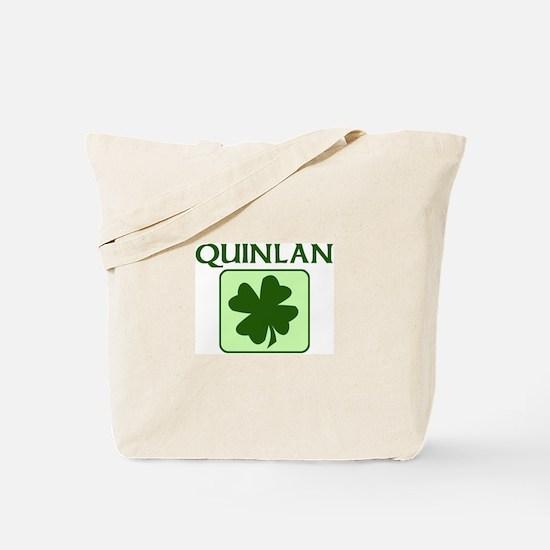QUINLAN Family (Irish) Tote Bag