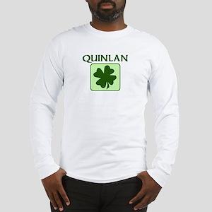 QUINLAN Family (Irish) Long Sleeve T-Shirt