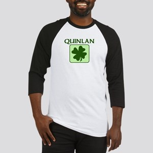 QUINLAN Family (Irish) Baseball Jersey