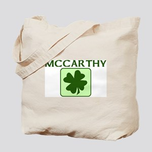 MCCARTHY Family (Irish) Tote Bag