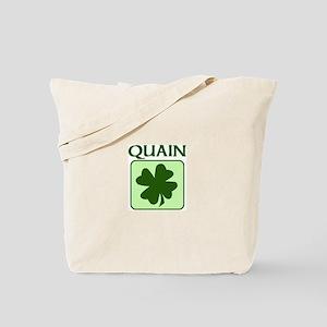 QUAIN Family (Irish) Tote Bag