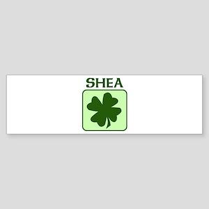SHEA Family (Irish) Bumper Sticker