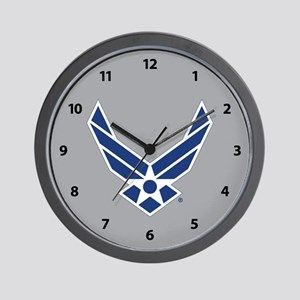 Air Force Symbol Wall Clock