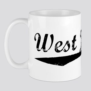 Vintage West Jordan (Black) Mug