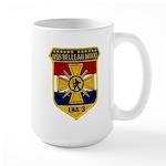 USS BELLEAU WOOD Large Mug