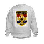 USS BELLEAU WOOD Kids Sweatshirt