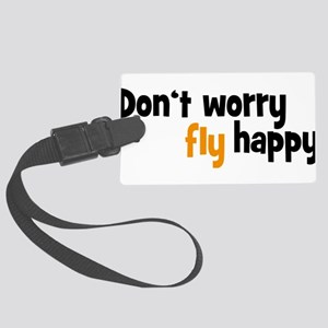fly Large Luggage Tag