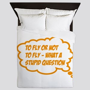 fly Queen Duvet