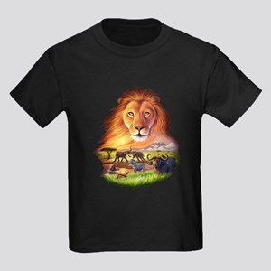 Lion King Kids Dark T-Shirt