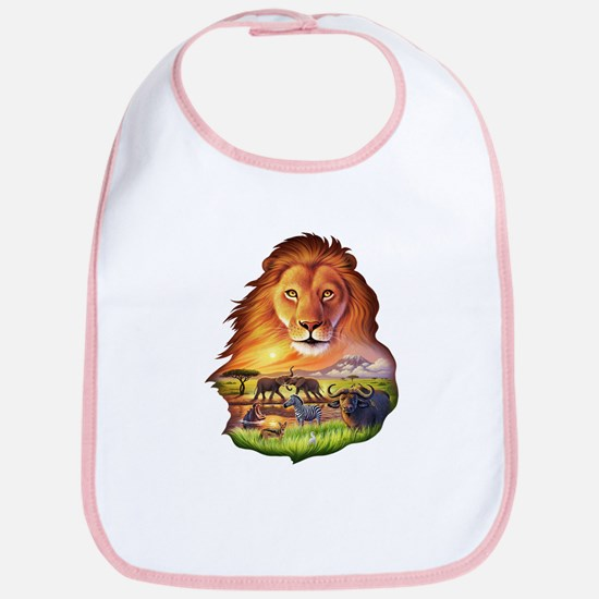Lion King Bib