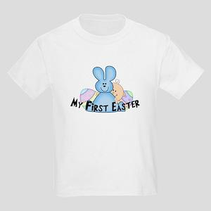 First Easter Boy Bunny Kids Light T-Shirt