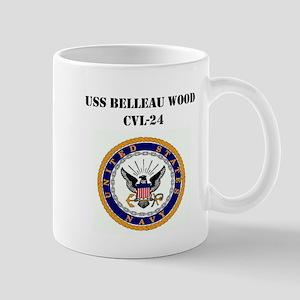 USS BELLEAU WOOD Mug