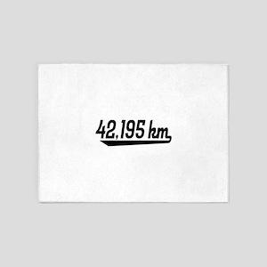 Marathon 5'x7'Area Rug